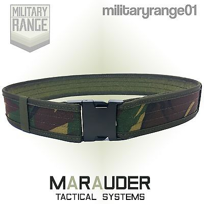 Marauder British Army Combat Belt - DPM Multicam - Military Quick Release Buckle