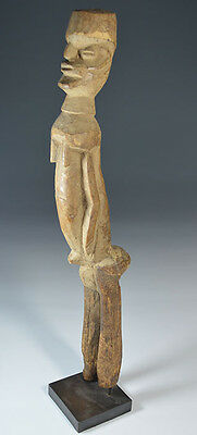 African Tribal Art Good Old Abstract Lobi   Figure