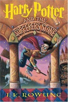 Harry Potter and the Sorcerer's Stone Paperback – September 8, 1998