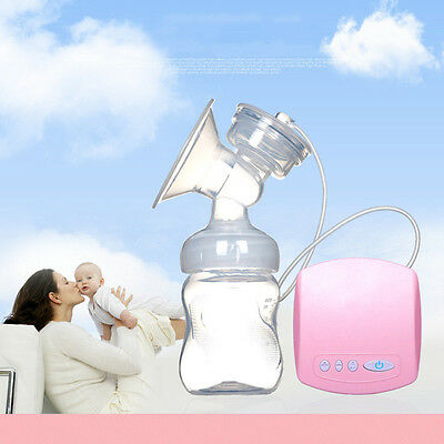 Electric Breast Pump Advanced Breastpump Baby Infant Bottle Feeding With USB New