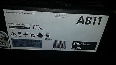 Dyson Airblade TAP AB11-HV Hand Dryer WM 240V 63532-18-03 300799-01-02 No TAP!