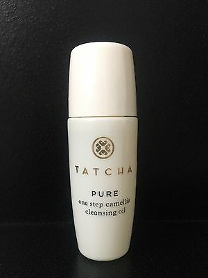 Tatcha Camellia Cleansing Oil, Travel Size, .8 Oz Chan Yat Hing Medicated Balm, Nan Yueng Relieve Pain Cream (2.6oz/73g) (6)