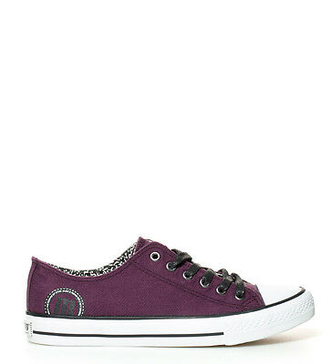 Mustang - Zapatillas Trend Low II morado