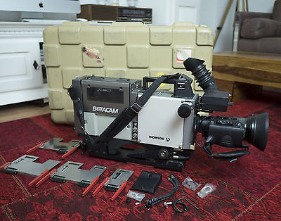 Grass Valley Thomson CSF MA-1611APS Betacam Videocassette Recorder TV Broadcast