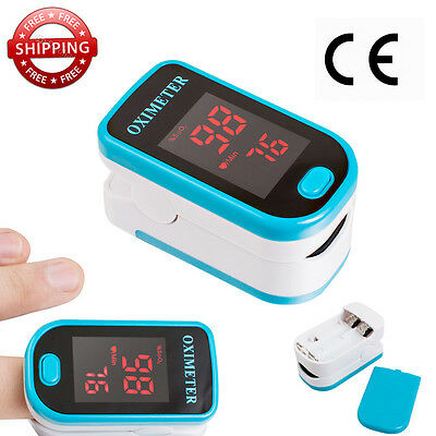 Handheld Pulse Oximeter Monitor Blood Oxygen SpO2 Monitor Pulse Oxymetry CE