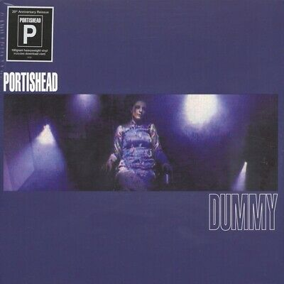Portishead Dummy reissue 180gm vinyl LP +download, gatefold NEW/SEALED