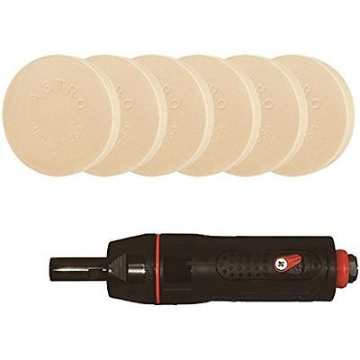 New Astro 500ARS6 ONYX Adhesive Removal System with 500ET Tool and 500E Pads