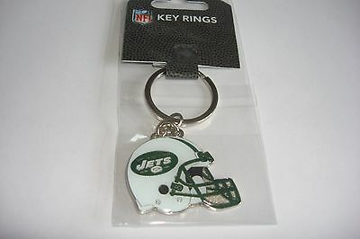 NFL keyring key ring NEW YORK JETS  American football  keyring SEALED