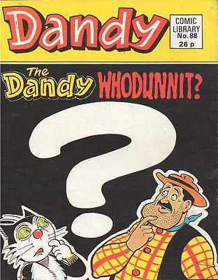 Dandy Comic Library 88 The Dandy Whodunnit