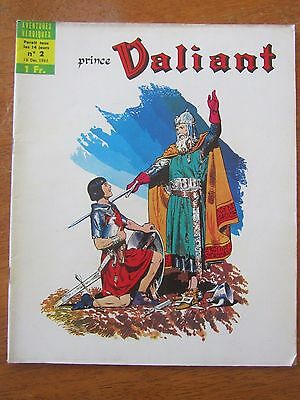 Ancienne Bd Prince Valiant N°2 1965 Remparts