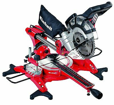 Einhell - TC-SM 2131 - Dual Scie à Onglet Radiale