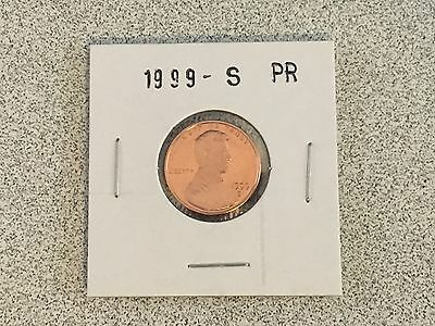 1999 S Gem Proof Lincoln Cent Penny