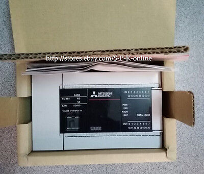 NEW IN BOX Mitsubishi FX5U-32MR/ES FX5U32MRES PLC Modules 1