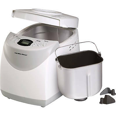 Bread Machine Maker Automatic Maker Home Bakery Loaf Cake Bake Dough Paddles New
