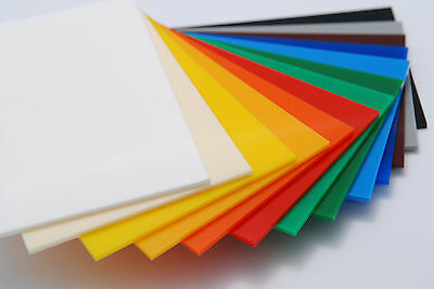 Acrylic Sheet Plastic Material Panel available in A5 A4 A3 | UK Stock