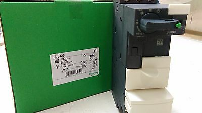 Schneider Electric LUB120 Power Base 12A TeSys-036279