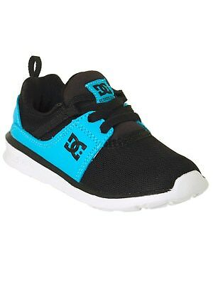 DC Black-Blue Heathrow Toddlers Shoe