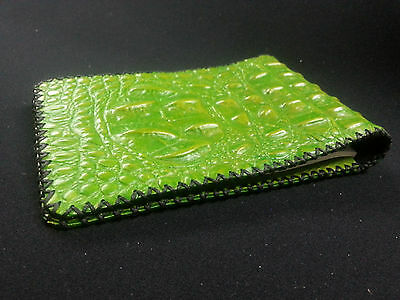 """The Masters"" Series Gator Score Card Holder"