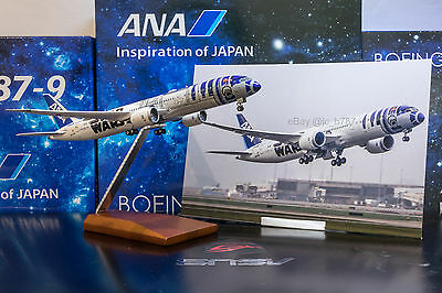 ANA All Nippon Airways Starwars Unofficial Boeing 787 Postcard Collectibles