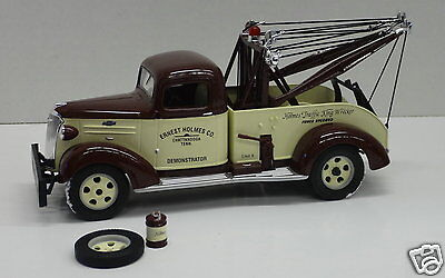 1st Gear 1937 Chevrolet Tow Truck... Ernest Holmes Co.