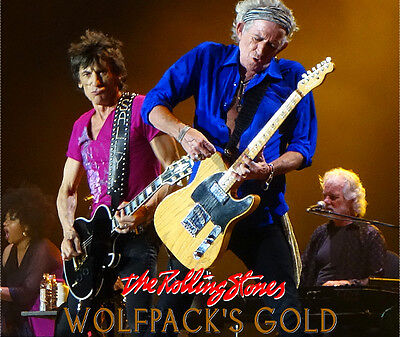 The Rolling Stones - RALEIGH USA 2015 2CD LIVE SOUNDBOARD - Limited & Numbered