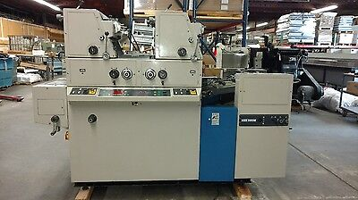 Ryobi 3302M 2/C Ryobi Offset printing press