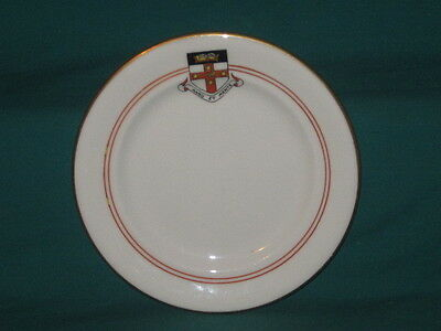 Grafton China Tea Plate - UNIVERSITY OF NEW SOUTH WALES [Australia] crest