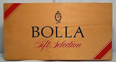 Bolla Wooden Wine Box Gift Selection