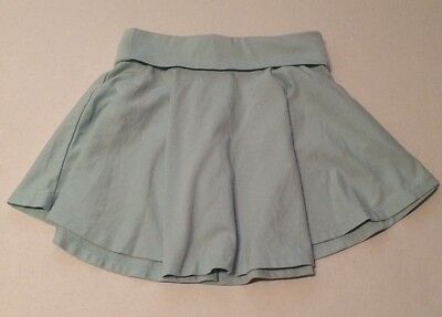 EUC Old Navy Toddler Girl's LIGHT BLUE Skirt 5T