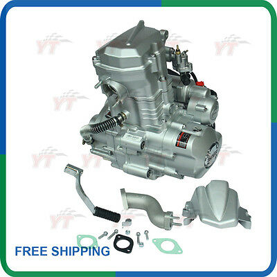 250cc engine, Shineray 250CC engine  water cooled with reverse, free engine kit