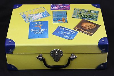 Sydney 2000 Olympics Opening Ceremony Case includes VHS Tapes 2