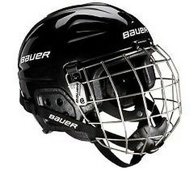 "Bauer Helmet ""LIL SPORTS"" Combo (incl. Grid)"