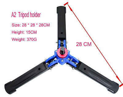"Universal 3/8"" Screw 3-Feet Monopod Support Stand Base For DSLR Camera. A2-"