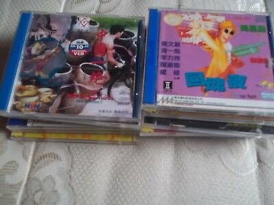 Collection 12 Chinese / Hong Kong VCD Video CDs