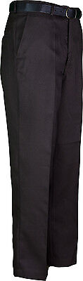 Mens Smart Formal Office Trousers Polyester  Inside Leg 29 Inches Waist 32 to 62