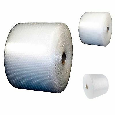 """Bubble+Wrap 3/16"""" 350 ft. x 12"""" Small Padding Perforated Shipping Moving Roll"""