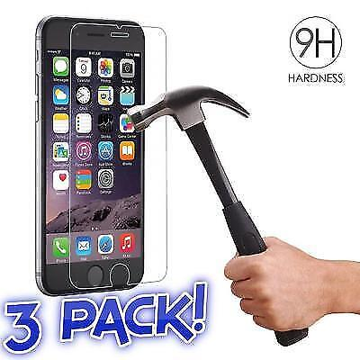 """New Premium Real Tempered Glass Screen Protector for Apple 5.5"""" iPhone 6S Plus"""