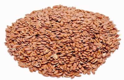 Brown Whole Flaxseed / Linseed 500g Flax Seed