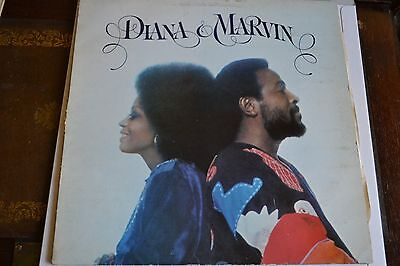 Diana And Marvin       Vinyl Lp     Free Postage