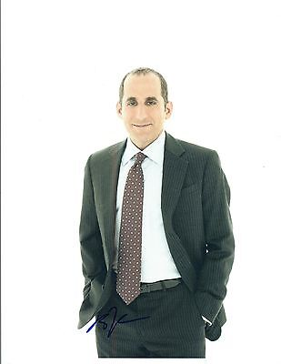 Peter Jacobson Signed Autographed 8x10 Photo House MD COA VD