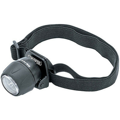 Draper 50 Lumen LED Head Lamp with Batteries Included 07190