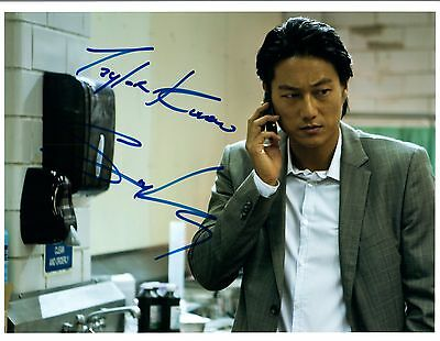 Sung Kang Signed Autographed 8x10 Photo The Fast And The Furious  COA VD