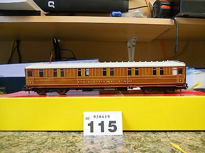 Hornby LNER 61ft Sleeper Coach (R4174) (Grade A) (115)