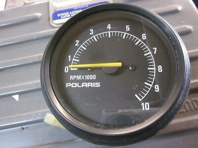 "Polaris 2 pulse Indy Trail Indy 500 400 Sport Tachometer 3.5"" OD part # 3280093"