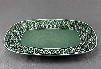Vintage Quistgaard Green Azur B&g  Kronjyden Large Dish/tray 30Cm, 6 Available