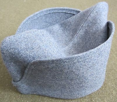 Wwi French M1915 Sky Blue Wool Overseas Cap-Small