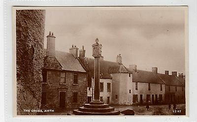 THE CROSS, AIRTH: Stirlingshire postcard (C26207)