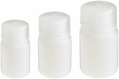 Nalgene HDPE Wide Mouth Round Container, 7 Sizes