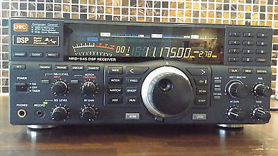 JRC NDR-545 Shortwave Receiver