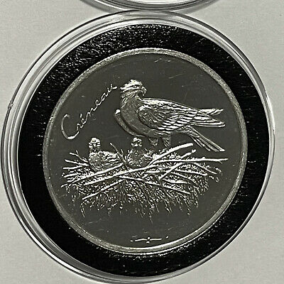 Christmas Holiday Proof Rare Coin 1 Troy Oz .999 Fine Silver Sunshine Mint Round